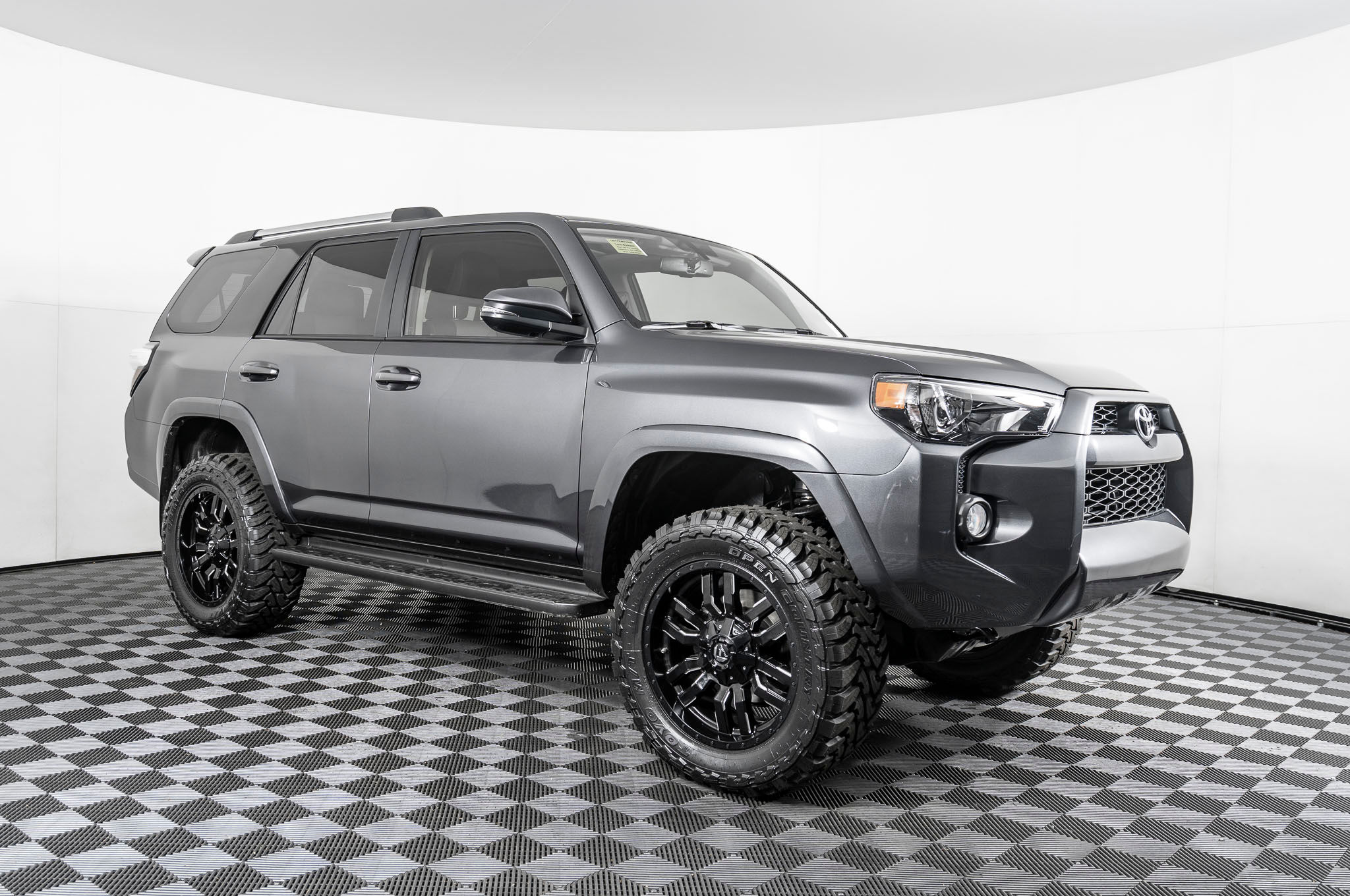 Used Lifted 2019 Toyota 4runner Sr5 Premium 4x4 Suv For Sale Northwest Motorsport