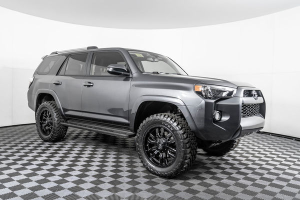 Lifted 4runner For Sale >> Used Lifted 2019 Toyota 4runner Sr5 Premium 4x4 Suv For Sale