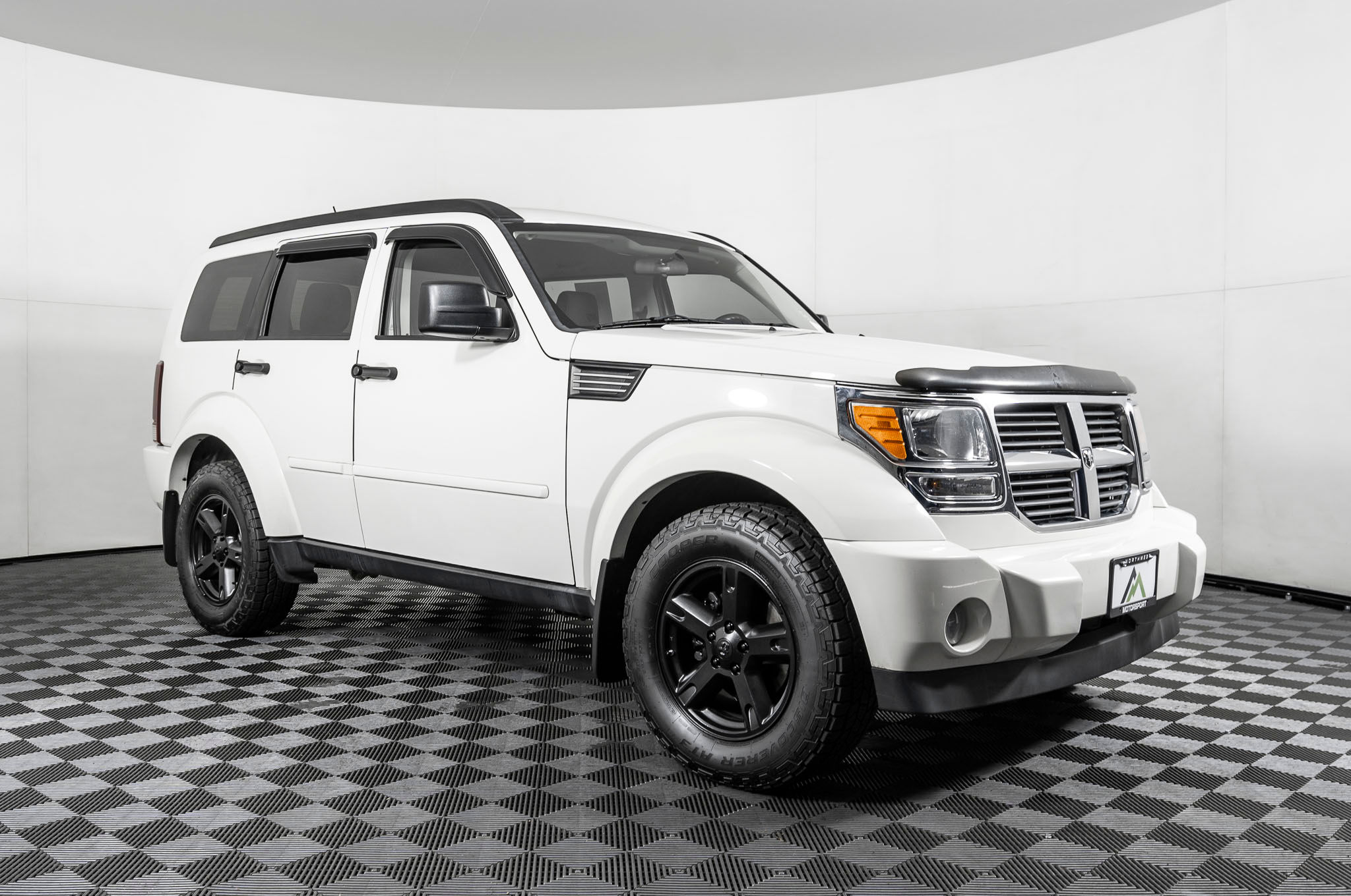 Used 2008 Dodge Nitro Sxt 4x4 Suv For Sale Northwest Motorsport