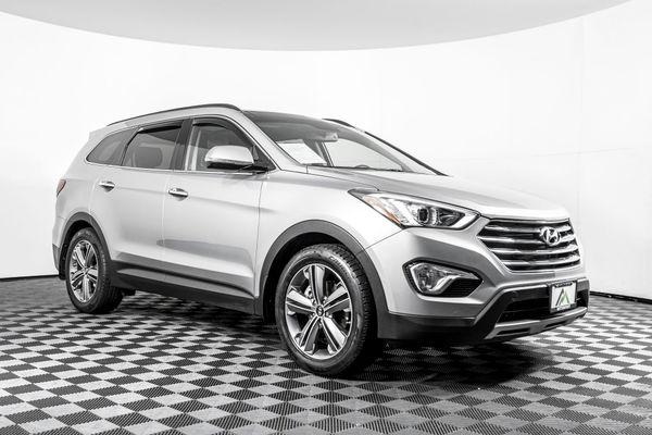 Used 2015 Hyundai Santa Fe Limited Ultimate Awd Suv For Sale