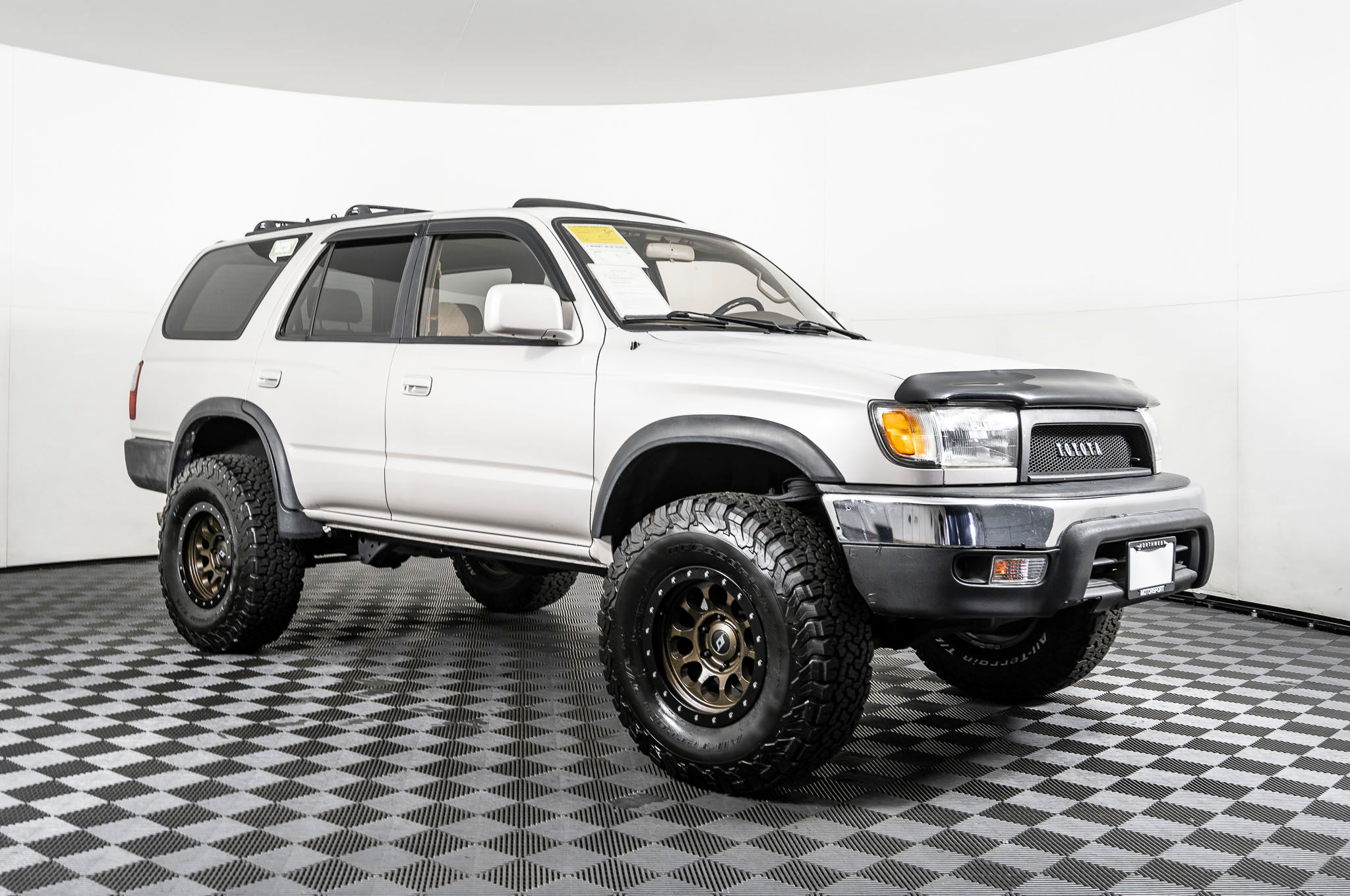 used lifted 1997 toyota 4runner sr5 4x4 suv for sale northwest motorsport lifted 1997 toyota 4runner sr5 4x4 suv