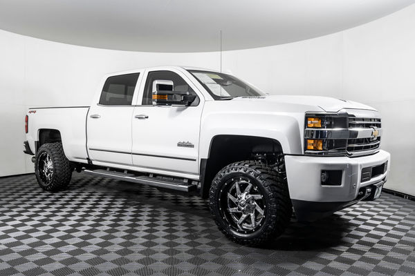 Diesel Truck For Sale >> Used Lifted 2019 Chevrolet Silverado 3500 High Country 4x4 Diesel Truck For Sale