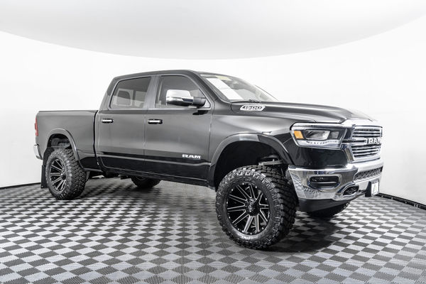 Lifted Dodge Ram >> Used Lifted 2019 Dodge Ram 1500 Laramie 4x4 Truck For Sale