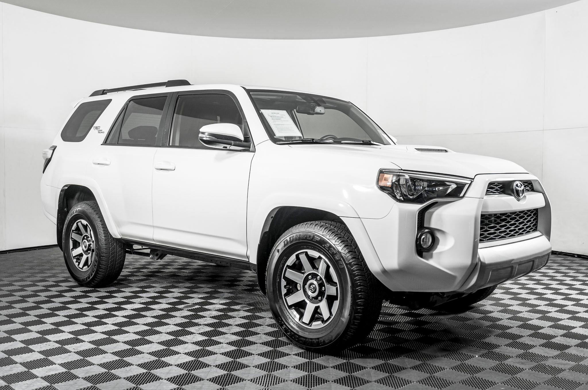 Used 2019 Toyota 4runner Trd Off Road 4x4 Suv For Sale Northwest Motorsport