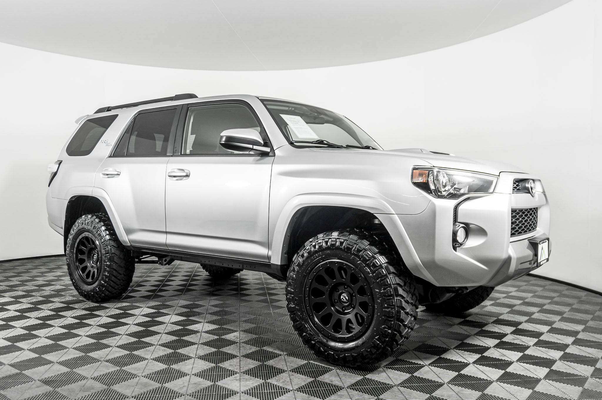 Used Lifted 2019 Toyota 4runner Trd Off Road 4x4 Suv For Sale Northwest Motorsport