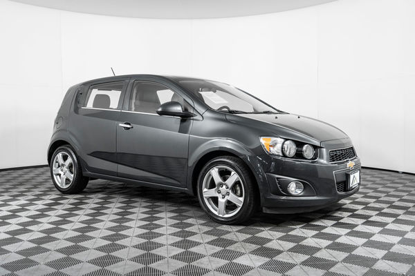 used 2015 chevrolet sonic ltz fwd hatchback for sale northwest motorsport northwest motorsport