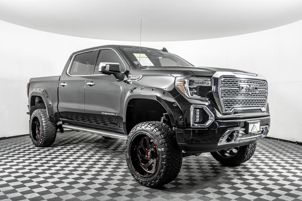 Used Lifted 2019 Gmc Sierra 1500 Denali 4x4 Truck For Sale Northwest Motorsport