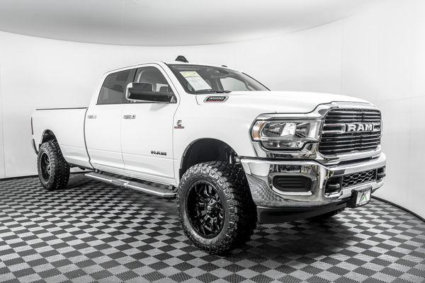 Used Lifted 2019 Dodge Ram 3500 Big Horn 4x4 Diesel Truck For Sale -  Northwest Motorsport