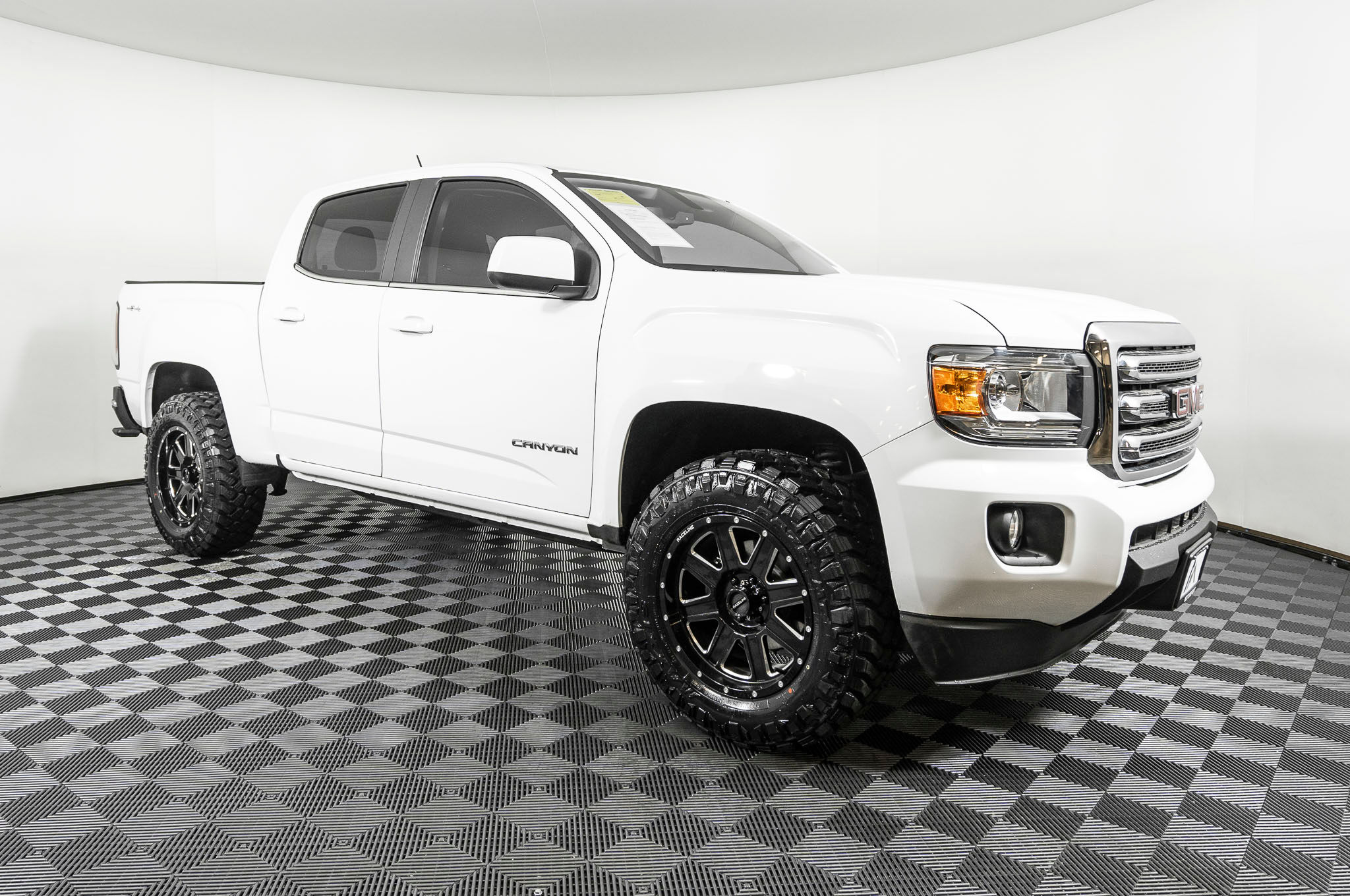 Used Lifted 2018 Gmc Canyon Sle 4x4 Truck For Sale Northwest Motorsport