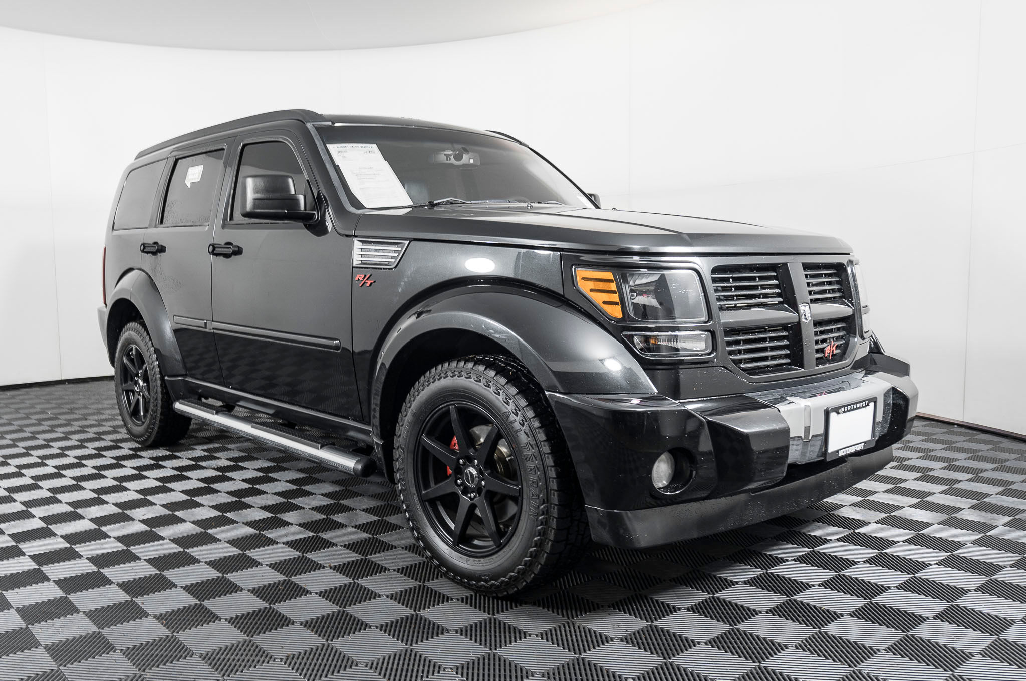 Used 2008 Dodge Nitro R T 4x4 Suv For Sale Northwest Motorsport