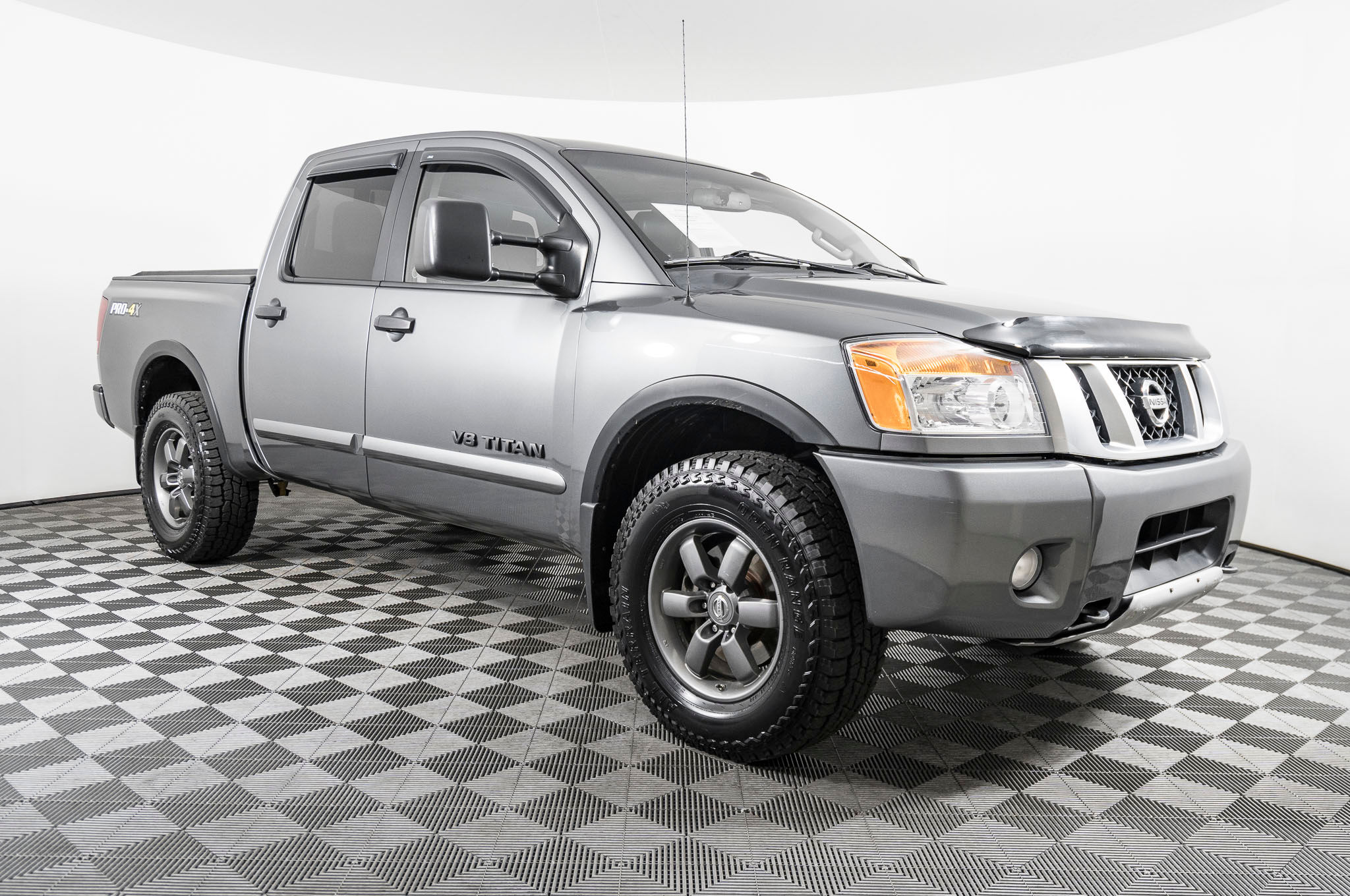 used 2015 nissan titan pro 4x 4x4 truck for sale northwest motorsport used 2015 nissan titan pro 4x 4x4 truck