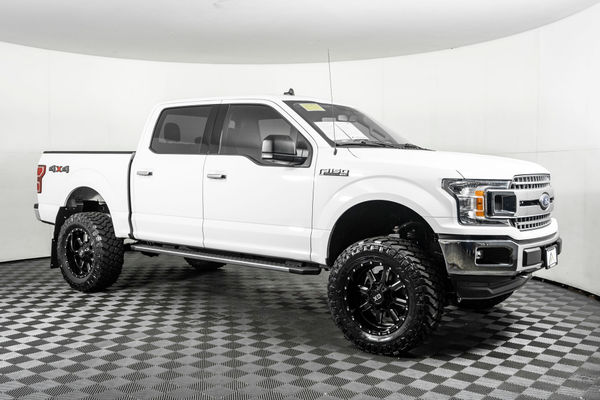 used lifted 2020 ford f 150 xlt 4x4 truck for sale northwest motorsport lifted 2020 ford f 150 xlt 4x4 truck