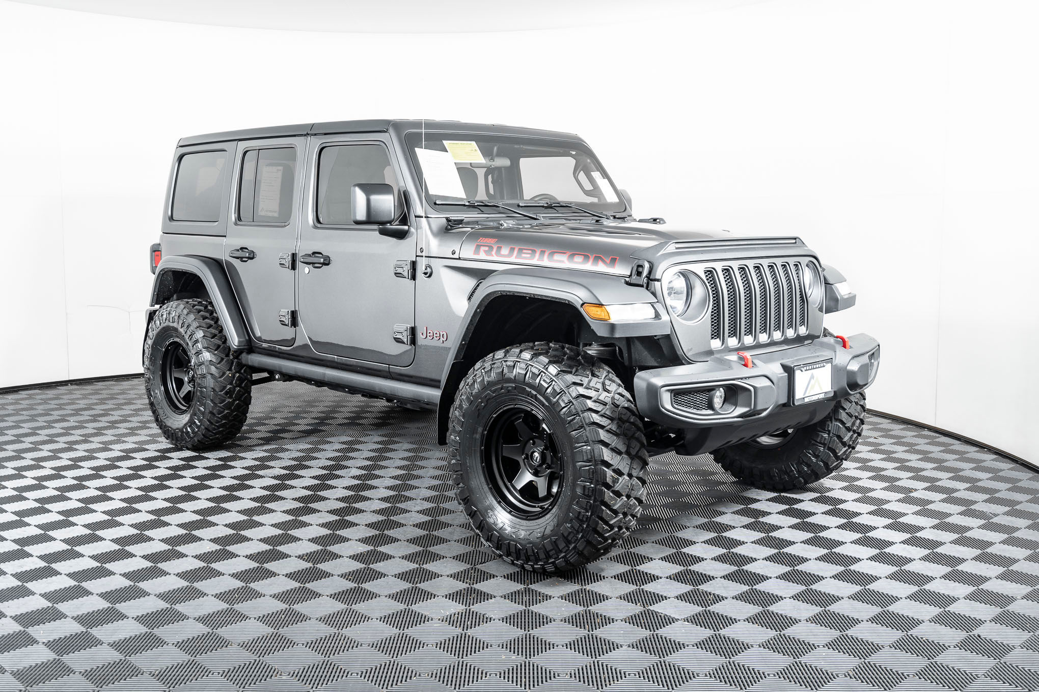 Used Lifted 2020 Jeep Wrangler Unlimited Rubicon 4x4 Suv For Sale Northwest Motorsport