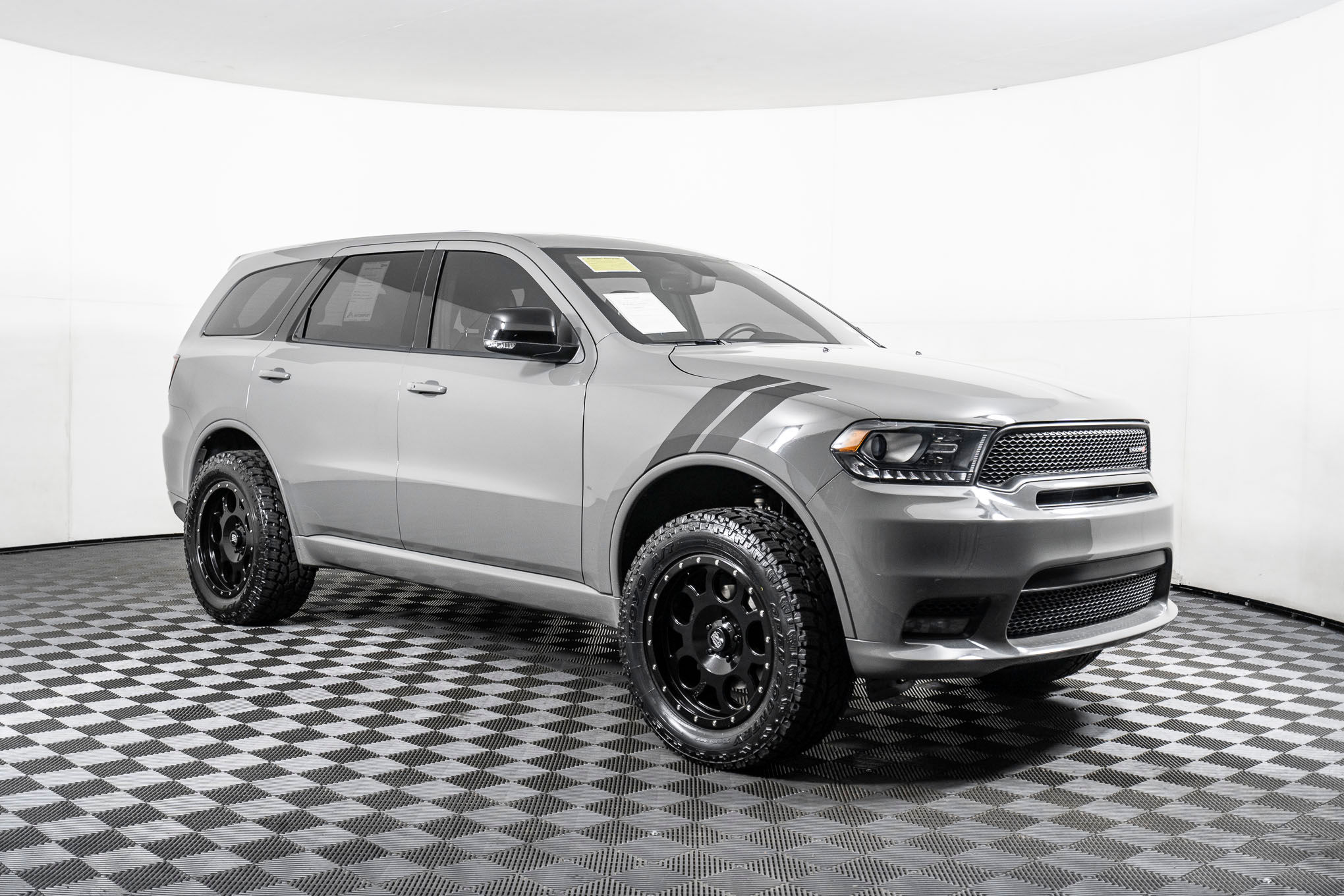 Used Lifted 2019 Dodge Durango Gt Awd Suv For Sale Northwest Motorsport