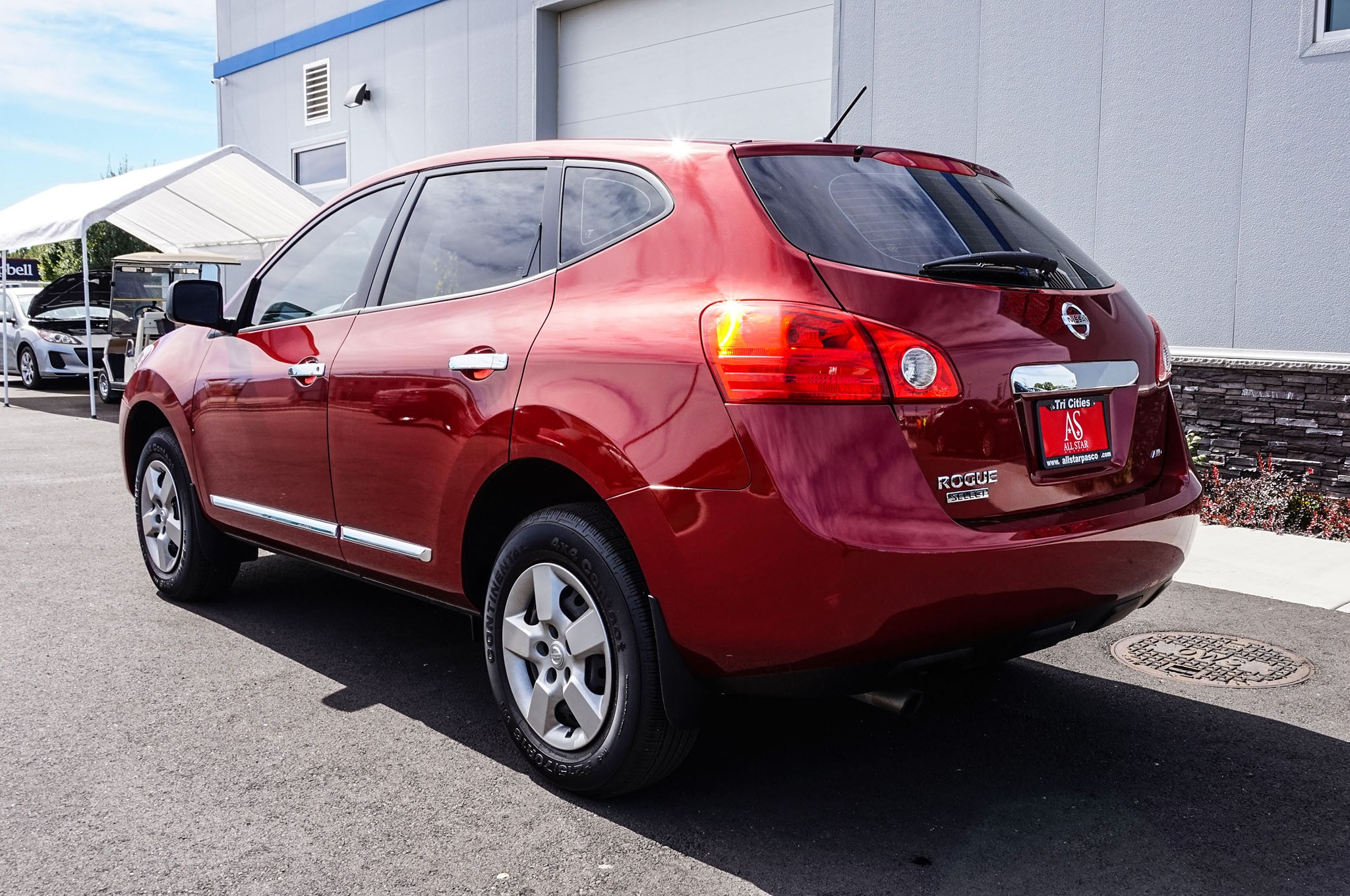 Used 2015 Nissan Rogue Select AWD SUV For Sale