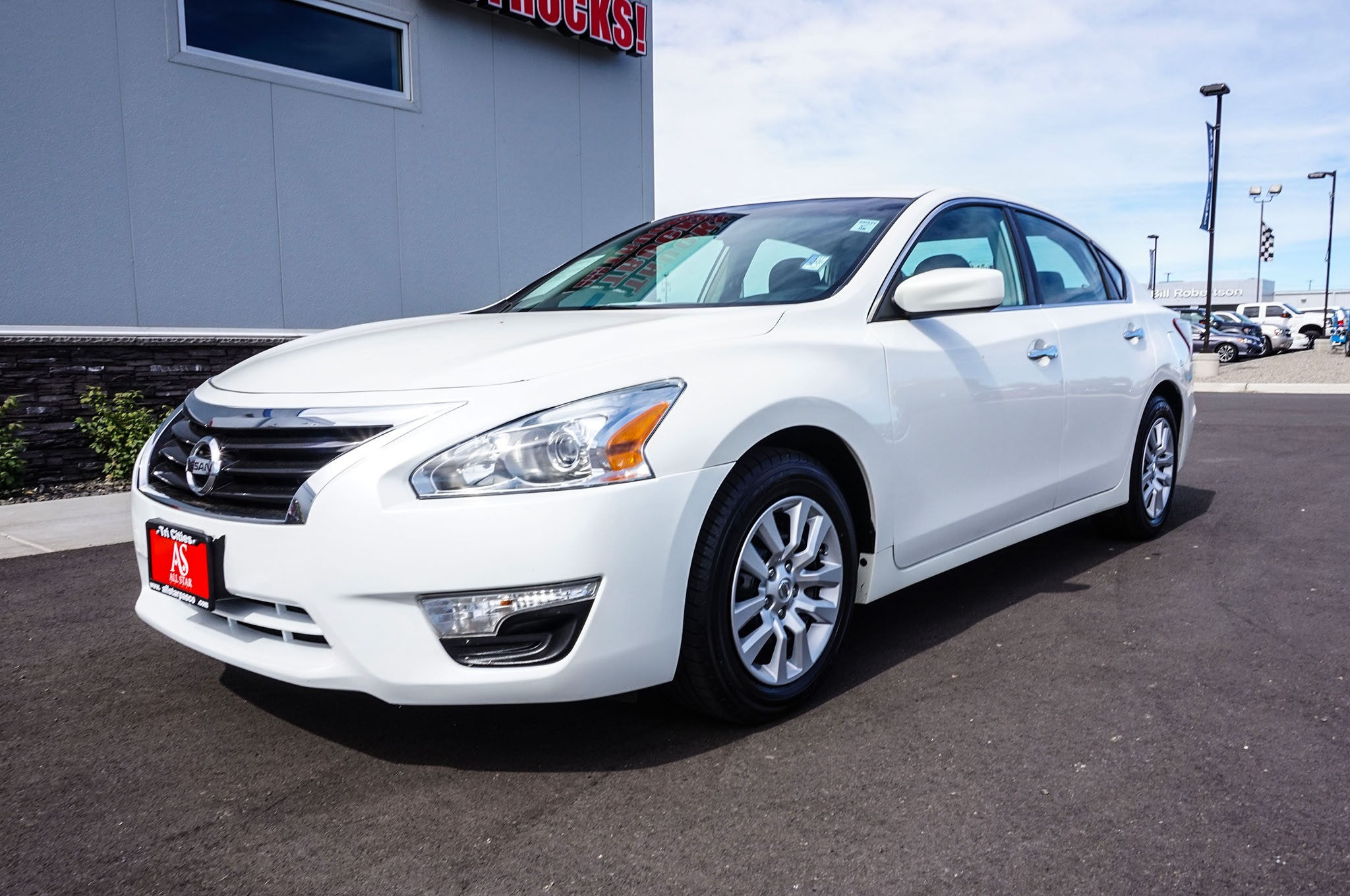 Used 2013 Nissan Altima S Fwd Sedan For Sale 80416