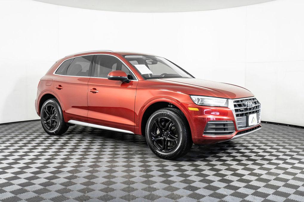 Used 2019 Audi Q5 Quattro Premium Awd Suv For Sale Northwest Motorsport